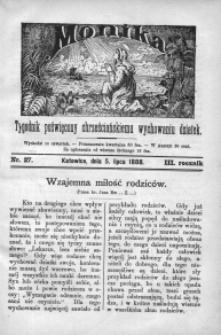 Monika, 1888, R. 3, nr 27