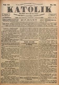 Katolik, 1917, R. 50, nr84