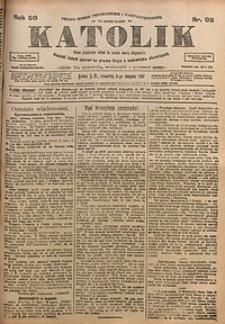 Katolik, 1917, R. 50, nr92