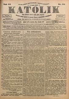Katolik, 1917, R. 50, nr98