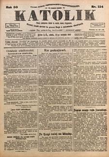 Katolik, 1917, R. 50, nr114