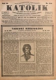 Katolik, 1917, R. 50, nr124