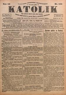 Katolik, 1917, R. 50, nr133