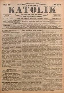 Katolik, 1917, R. 50, nr134