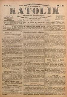 Katolik, 1917, R. 50, nr137