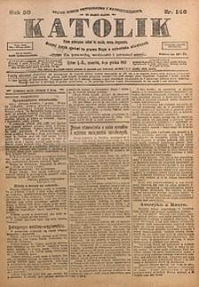 Katolik, 1917, R. 50, nr146