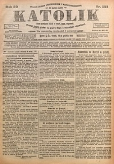 Katolik, 1917, R. 50, nr151