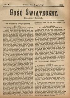 Gość Świąteczny, 1918, nr5