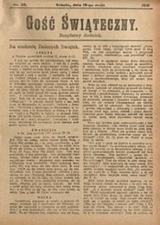 Gość Świąteczny, 1918, nr20