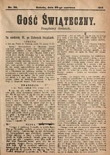 Gość Świąteczny, 1918, nr26