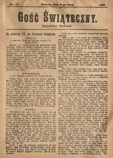 Gość Świąteczny, 1918, nr27