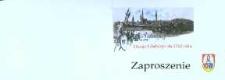 Zaproszenie na promocję publikacji naukowej Pani dr Katarzyny Maler, 2004 r.