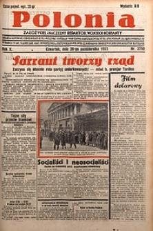 Polonia, 1933, R. 10, nr3250