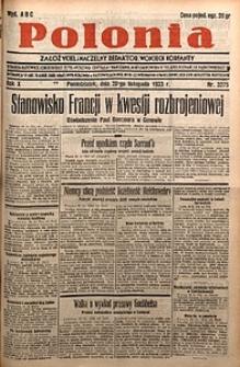 Polonia, 1933, R. 10, nr3275