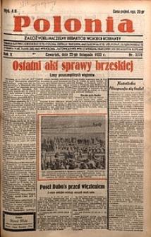 Polonia, 1933, R. 10, nr3278
