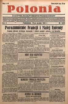 Polonia, 1933, R. 10, nr3303