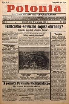 Polonia, 1933, R. 10, nr3310