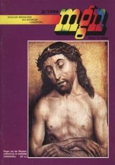 Mały Gość Niedzielny, 1994, R. 40, nr 3