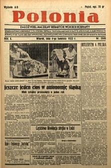 Polonia, 1933, R. 10, nr3049