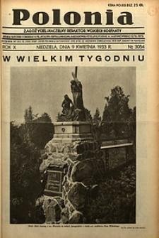 Polonia, 1933, R. 10, nr3054