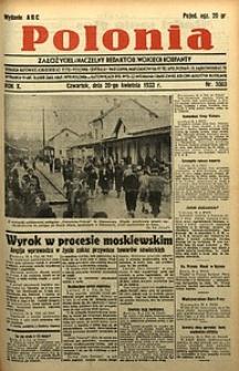 Polonia, 1933, R. 10, nr3063