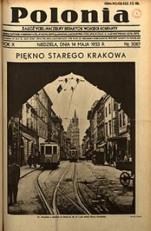 Polonia, 1933, R. 10, nr3087