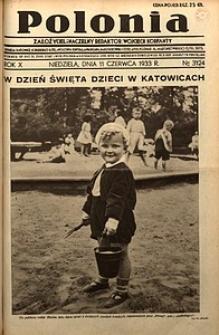 Polonia, 1933, R. 10, nr3114