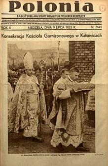 Polonia, 1933, R. 10, nr3142