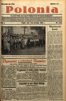 Polonia, 1933, R. 10, nr3196