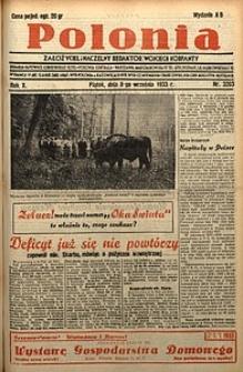 Polonia, 1933, R. 10, nr3203
