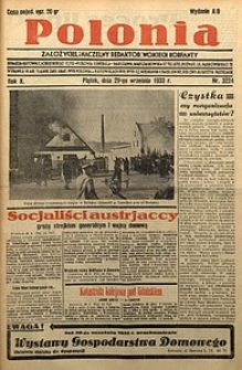 Polonia, 1933, R. 10, nr3224