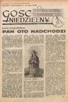 Gość Niedzielny, 1953, R. 26, nr 49
