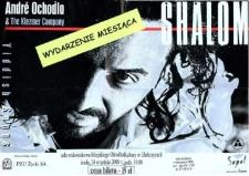 Zaproszenie na spektakl Teatru Atelier, 2008 r.