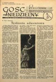 Gość Niedzielny, 1954, R. 27, nr 51
