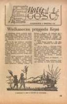Mały Gość Niedzielny, 1953, R. 23, nr 4