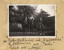 "Pp. Jodko-Narkiewicz na ""Dragonerze"", L. Malhomme na ""Teresi"", Pollak na ""Norjeli"""
