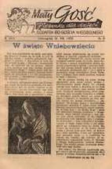 Mały Gość Niedzielny, 1955, R. 25, nr 8