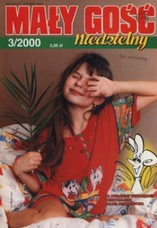 Mały Gość Niedzielny, 2000, R. 46, nr 3