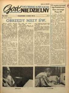Gość Niedzielny, 1956, R. 29, nr 11