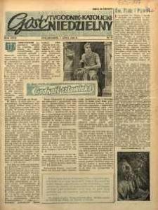 Gość Niedzielny, 1956, R. 29, nr 27