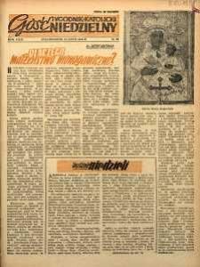Gość Niedzielny, 1956, R. 29, nr 29