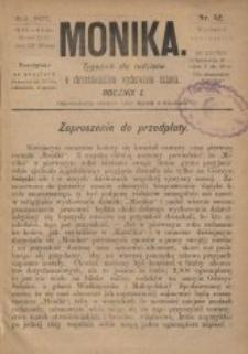 Monika, 1877, R. 1, nr 52