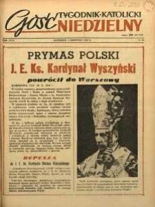 Gość Niedzielny, 1956, R. 29, nr 45