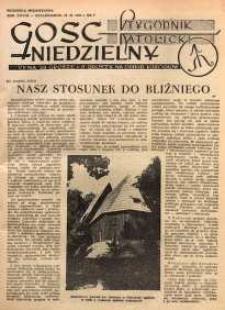 Gość Niedzielny, 1955, R. 28, nr 7