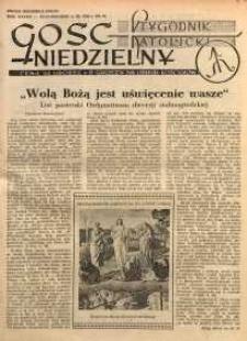 Gość Niedzielny, 1955, R. 28, nr 10