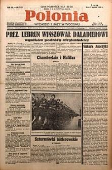 Polonia, 1939, R. 16, nr5113