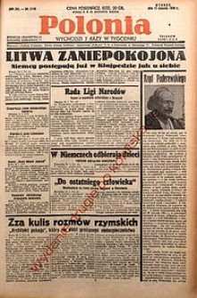 Polonia, 1939, R. 16, nr5119