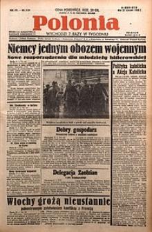 Polonia, 1939, R. 16, nr5124