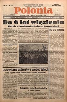 Polonia, 1939, R. 16, nr5134