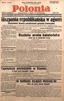 Polonia, 1939, R. 16, nr5139
